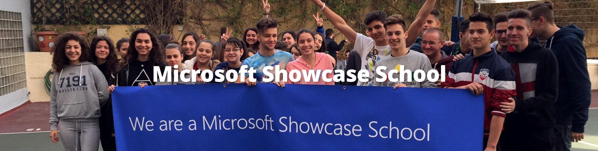 Microsoft Showcase School